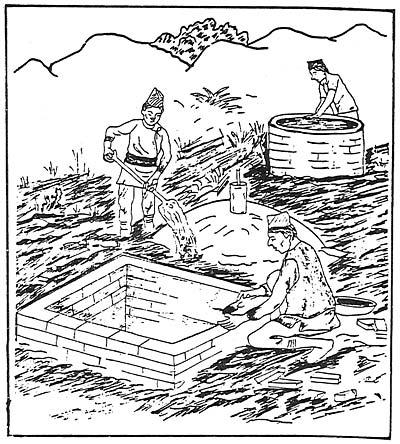 Nepal Biogas Plant -- Construction Manual