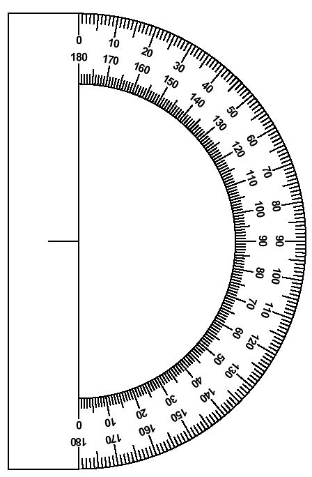 ... cut out. Here's a protractor you can print out if you don't have one